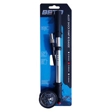 Beto SP-002AGN Precision Mountain Bike Suspension Fork Shock Pump 300PSI 20BAR