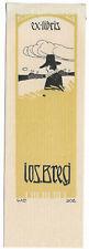 HUBERT WILM: Exlibris für Jos. Breg, 1906
