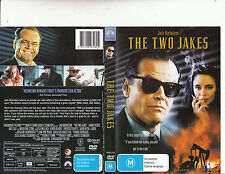 The Two Jakes-1990-Jack Nicholson-Movie-DVD