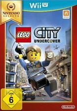 Nintendo Wii U LEGO City Undercover * Selects DEUTSCH BRANDNEU