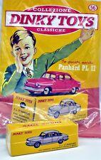 Dinky Toys Panhard Pl 17 Miniatures 1:43 de Agostini Modeling Model Car