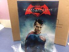 *STATUE* Superman Ultimate Edition Dawn Of Justice Blu-ray/DVD + Digital Copy