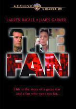 The Fan - DVD - 1981 - Lauren Bacall -  James Garner (MOD)