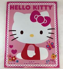 HELLO Kitty I Love Life//Sticker-album vuoto//Album//Panini//NUOVO