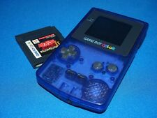 """Nintendo GAME BOY COLOR """"TOYS'R'US"""" Japan Limited Edition """"Midnight Blue"""" 1999"""