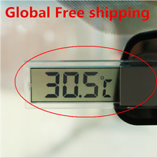 1X Hot LCD Digital LCD Thermometer Temperature Meter Indoor Outdoor Suction Cup