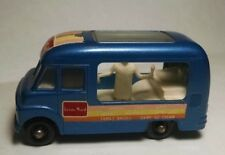 Matchbox Regular Wheel 47B Metallic Blue Commer Ice Cream Canteen 1963