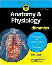 Anatomy & Physiology For Dummies (For Dummies (Lifestyle)) NEW BOOK