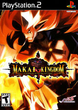 Makai Kingdom PS2 New Playstation 2