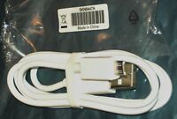 Motorola AUTHENTIC Micro USB Data Cable WHITE SKN6447A Universal Use + 24Hr Post