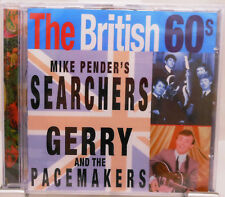 The British 60´s + CD + Mike Pender's Searchers + Gerry and the Pacemakers +