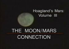 HOAGLANDS 3 THE MOON/MARS CONNECTION, Ancient Alien ruins on the Moon, on DVD-R