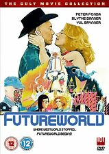 Futureworld (DVD) (Westworld Sequel) Peter Fonda Yul Brynner