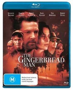 The Gingerbread Man Blu ray new sealed region B
