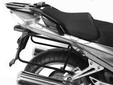 Yamaha XV 1900 Midnight Star Side luggage carrier firmly screwed Chrome BY H&B