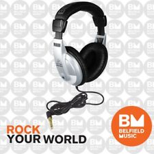 Behringer HPM1000 Studio/DJ Headphones Multi Purpose Head Phones HPM-1000 - BM