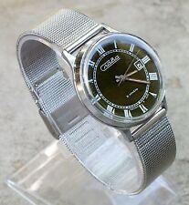 Vintage Slava (Слава) 21 Jewels USSR Mechanical Watch. Excellent Condition.