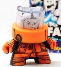 Kidrobot Fatcap Series 3 Jon Paul Kaiser Astronaut Vinyl Grafitti Art Figure