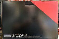 Shop display Kenwood KNA-DV4100 DVD Navigation system,NIB,NOS,rare