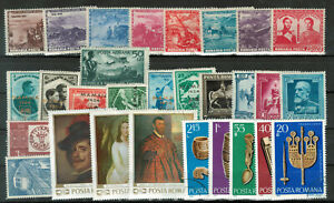Romania Collection of 29 Stamps #4276