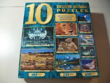 6750 piece Deluxe 10 in 1 Puzzle box Brand New Sealed