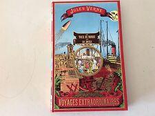 Jules Verne le tour du monde en 80 jours voyages extraordinaires