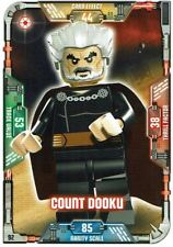 Lego Star Wars™ Series 1 Trading Cards Card 92 - Count Dooku