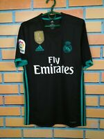 Real Madrid Jersey 2017 2018 Away Size XS Shirt Football Soccer Adidas BR3543