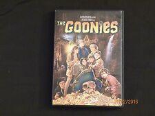 """The Goonies"" widescreen DVD produced by Steven Spielberg starring Josh Brolin"