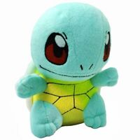 Pokemon Center Squirtle Plush Doll Stuffed Animal Soft Toy Xmas Gift 6 inch US