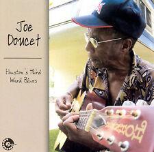 Houston's Third Ward Blues by Joe Doucet (CD, Oct-2006, Dialtone)