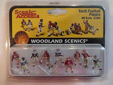 Woodland Scenics Ho #1895 - Youth Football Players