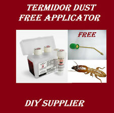 TERMIDOR dust free gift PUFFER termiticide termite pest control