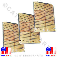 GENUINE DUALIT PARTS USA 110v / 120v 2 SLOT TWO SLICE TOASTER HEATING ELEMENTS
