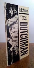 DUTCHMAN LeRoi Jones 1967