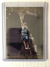 1997-98 SP Authentic #128 Tim Duncan RC Rookie San Antonio Spurs HOF