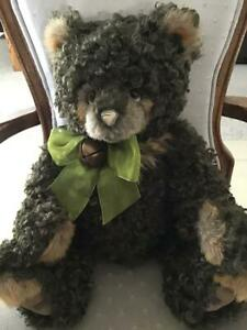 """VICTOR CHARLIE BEARS 2019 PLUSH * 18"""" NEW WITH TAGS"""