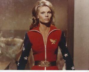 Cathy Lee Crosby 8x10 Photo Comme Wonder Femme Rare De TV Film 1974