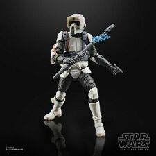 6 Inch Jedi Fallen Order Scout Trooper Figure Black Series Star Wars TBS ..LOOSE