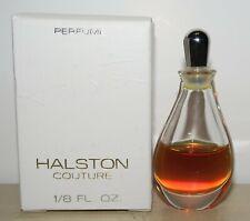Miniature Parfum Halston Couture 1/8 FL. OZ Halston