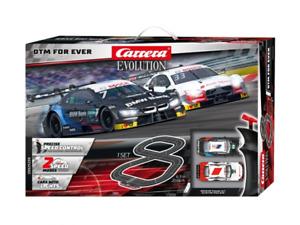 Carrera 25239 Evolution 1/32 DTM Forever 6.3m Starter Set
