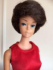 Rare vintage Barbie Bubble Cut American Girl Face De 1962