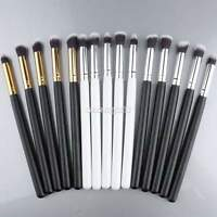 5 Pcs Brush Eyebrow Eyeshadow Pennelli Professionale Make up Foundation SA88