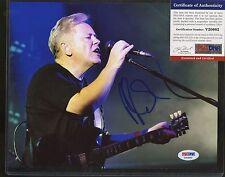 Bernard Sumner Signed 8x10 Photo PSA/DNA COA  AUTO Autograph