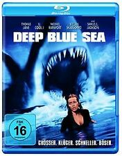 Deep Blue Sea [Blu-ray] von Renny Harlin   DVD   Zustand sehr gut