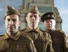 Derek Jacobi, Robson Green and Kevin Whately photo - H6158 - Joe Maddison's War