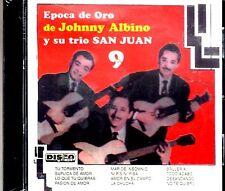 """JOHNNY ALBINO Y SU TRIO SAN JUAN - """" EPOCA DE ORO VOL.9""""- CD"""