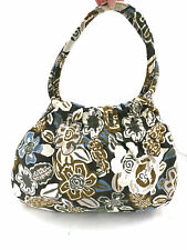 Nice  Airwalk Purse Corduroy Dusty FLoral Multi-Color Large Hobo Bag
