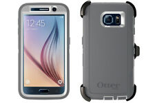 OtterBox DEFENDER SERIES Galaxy S6  (White/Gunmetal Grey)