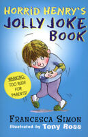 Horrid Henry's jolly joke book by Francesca Simon (Paperback) Quality guaranteed